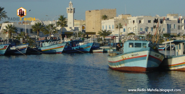 Port Mahdia ميناء المهدية