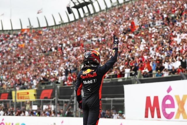 Formula 1 Mexico 2018