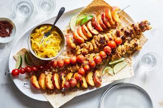kabab chiken