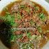 Resepi Sup Daging atau Ayam Kuah Pekat Sedap