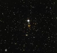 Galaxy Cluster WHL J24.3324-8.477
