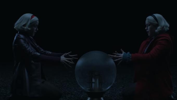 """Divulgado teaser da parte 4 de """"O Mundo Sombrio de Sabrina"""""""