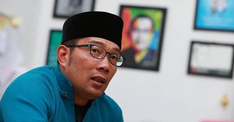 Elektabilitas Ridwan Kamil Tertinggi di Jawa Barat, Calon Lain Bakal Karam