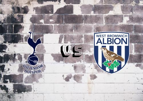 Tottenham Hotspur vs West Bromwich Albion  Resumen y Partido Completo