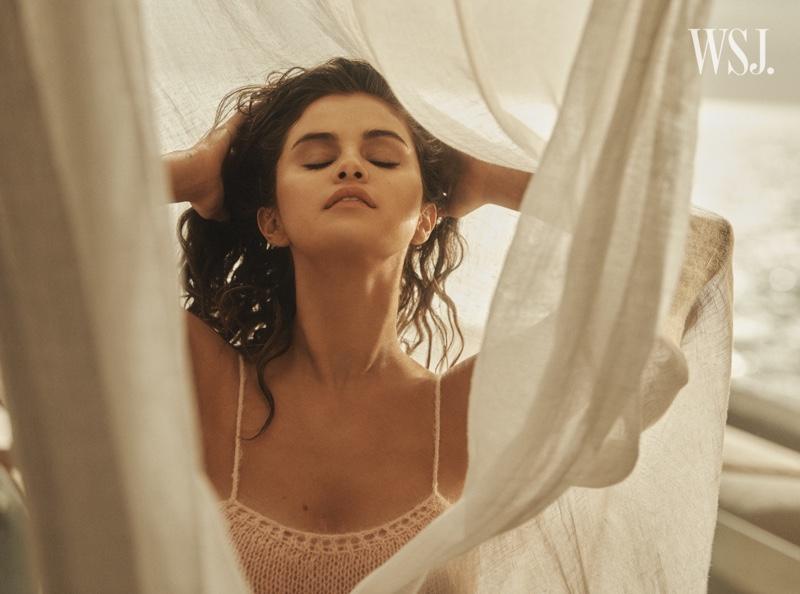 Selena Gomez for WSJ. Magazine February 2020