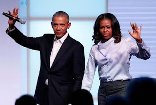 Barack Obama, Michelle Obama, Podcasts, spotify,