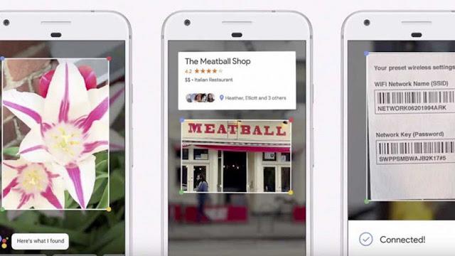 """Llega """"Google Lens"""", la herramienta de realidad aumentada que saca una foto y te la explica"""