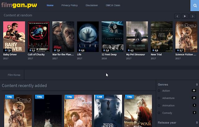 Situs Tempat Download Film Pengganti Ganool Tanpa Iklan Droid Indonesia