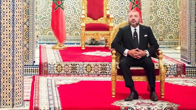 taroudantpress  عملية الجيش الملكي في كركارات: الملك محمد السادس يتحدث مع الأمين العام للأمم المتحدة أنطونيو غوتيريش  تارودانت بريس