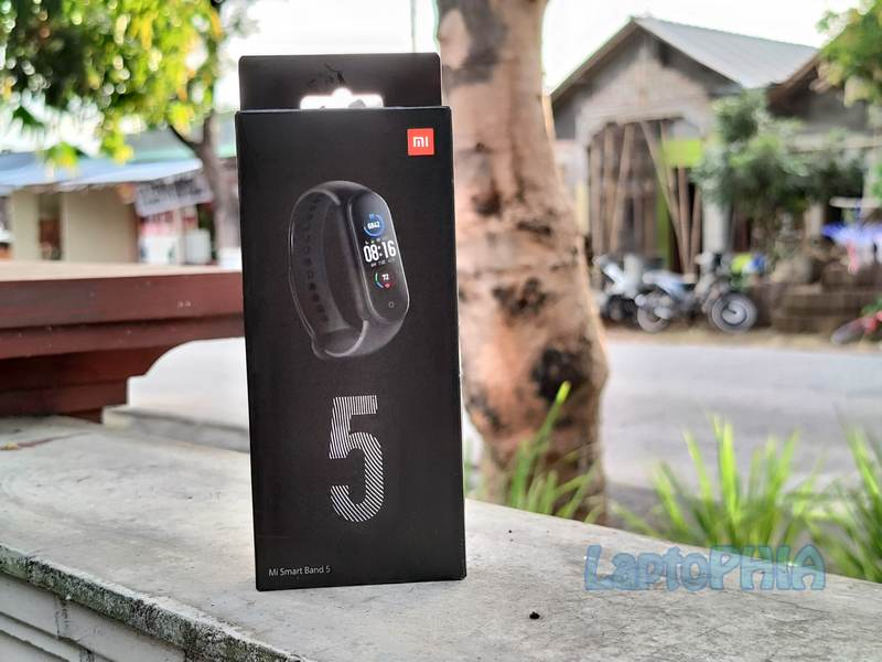 Review Xiaomi Mi Band 5