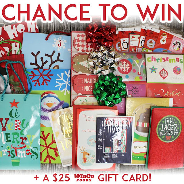 WinCo Facebook Sweepstakes