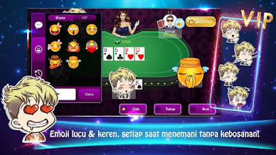 Main Game Java Poker Texas Diandroid Dapat Pulsa Gratis
