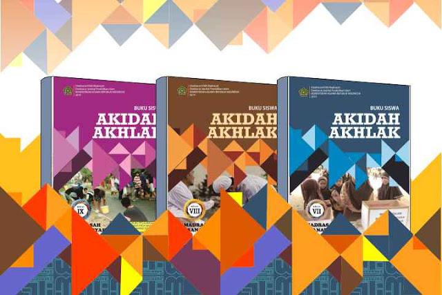 Buku Akidah Akhlak MTs