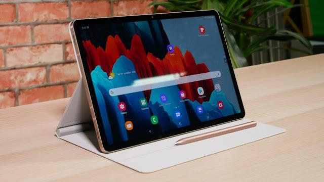Tablette Samsung S7 FE 5G Prix en france, caractéristiques et fiche technique, Le Galaxy Tab S7 SM-T763B