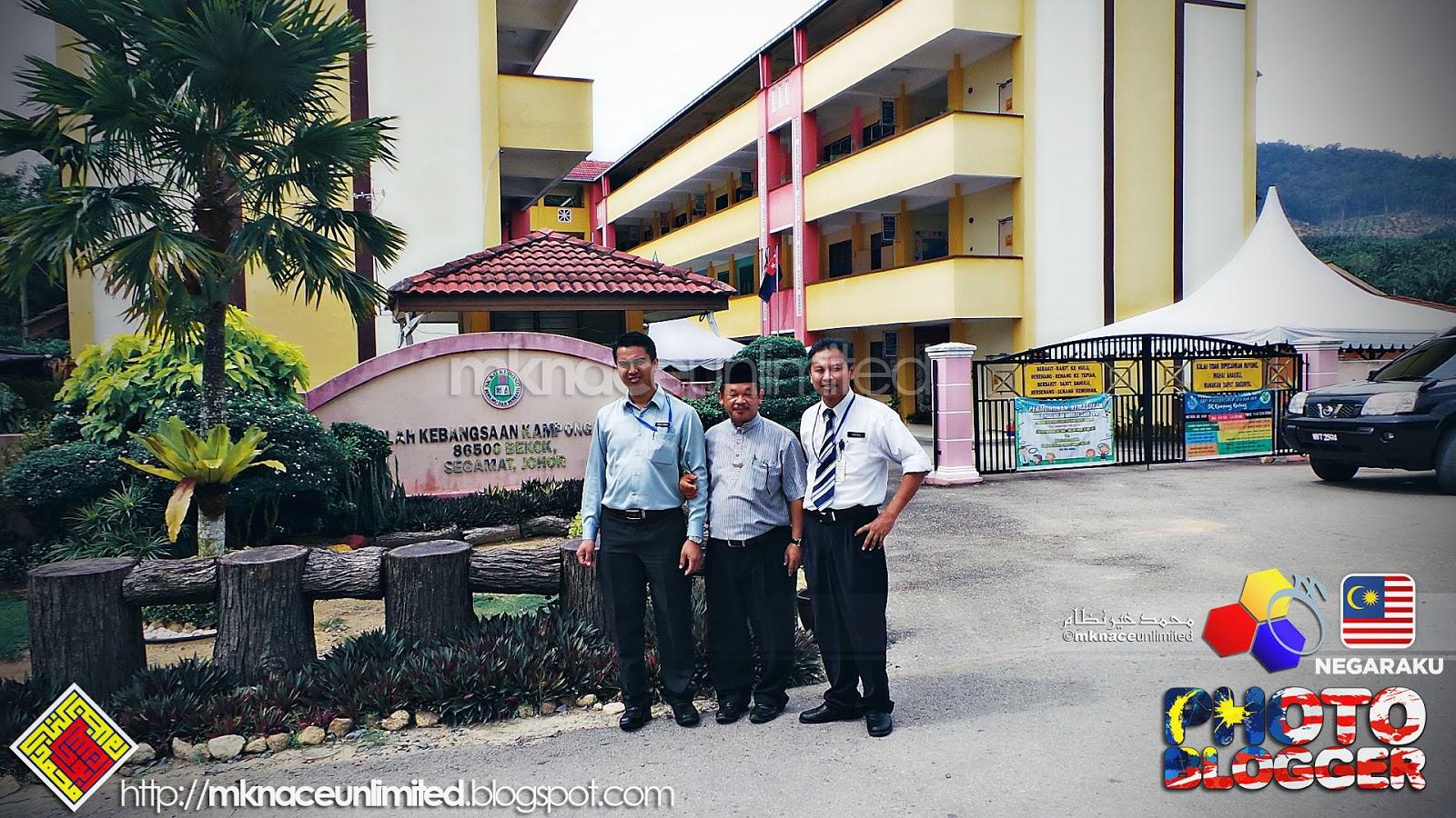 SK Kampong Kudung   Site Verification. Semalam ke SK Kampong Kudung.  Kampung orang asli di daerah Segamat. Sebenarnya banyak yang aku nak tulis. 55fd86c577