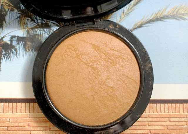 MAC Mineralize SkinFinish Natural Powder Dark | bellanoirbeauty.com
