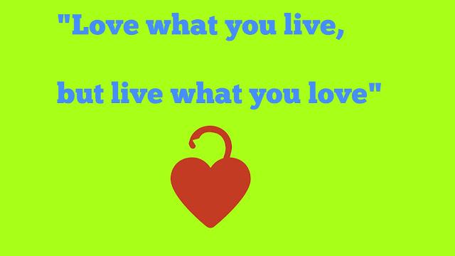 Love quote image