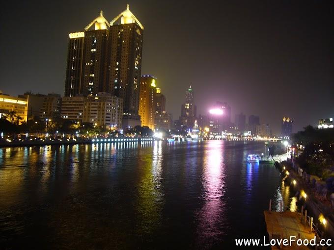 高雄前金-愛河愛之船-來場浪漫的愛河巡禮-Love Boat Kaohsiung