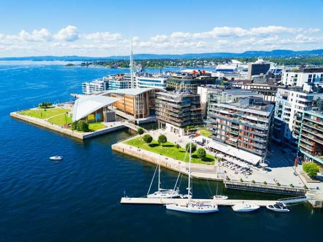 One day of exploring Oslo, the capital of Norway
