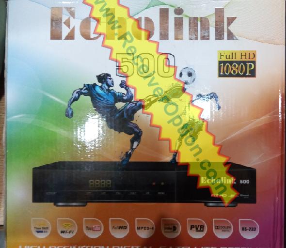 ECHOLINK 500 HD RECEIVER BISS KEY OPTION SOFTWARE
