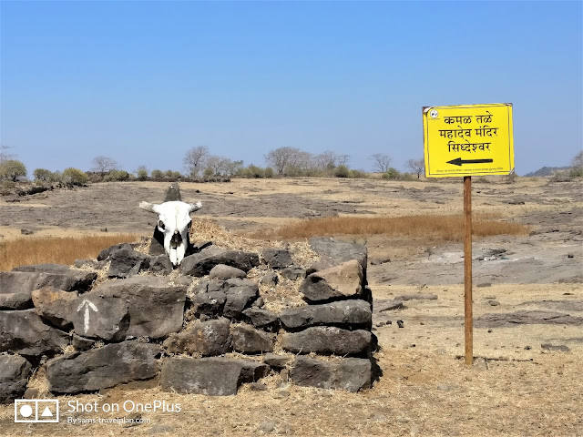 Sudhagad fort trek, Siddheshwar temple