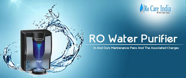 ro water purifier maintenance costs filtered h2o
