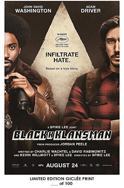 BLACKkKLANSMAN (2018) ταινιες online seires oipeirates greek subs