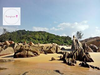 Pantai UNIK dan CANTIK di KEMAMAN, TERENGGANU