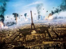 PAX TALMUDICA: GUEOULA/GUELA (TALMUDIC ARMAGGEDON, BARAGAN) DEPUIS TSARFAT/PARIS/FRANCE, IS LAUNCHED TO USHER IN TOTAL CHAOS ON EARTH. NETANYAHU THREATENS TO GENOCIDE MUSLIMS IN FRANCE, EUROPE, WEST, PALESTINE