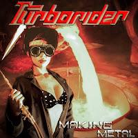 """Ο δίσκος των Turborider """"Making Metal"""""""