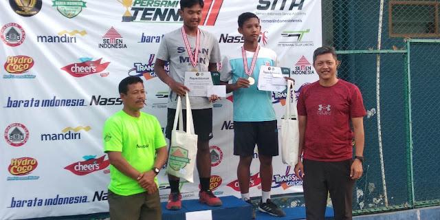 Turnamen Semen Indonesia Tennis Academy: Inilah Juaranya