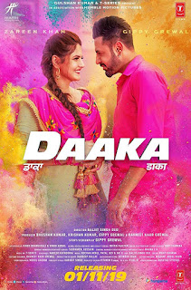 Daaka (2019) Punjabi Movie HDRip | 720p | 480p