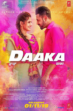 Daaka%2B%25282019%2529 Free Download Daaka 2019 Full Punjabi Movie 300MB PdvdRip DvdScr