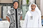 Pernah Bangkrut & Dipenjara, Ronaldinho kini Hidup Mewah di Uni Emirat Arab dan Pakai Jam Seharga Rp3,2 Miliar