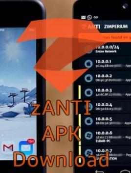 Download ZANTI Apk Android