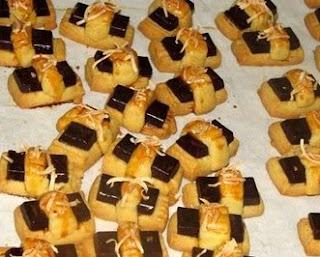 Resep Kue Kering Coklat Stick