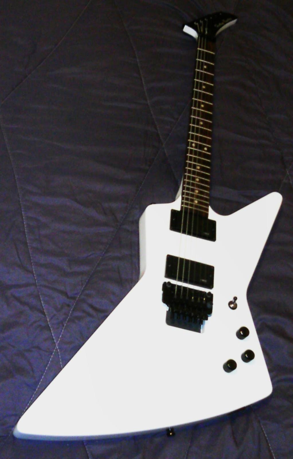 Harley Benton EX-84 FR | Guitar Dreamer