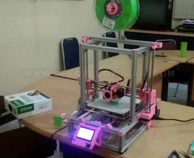 Cara Mencetak Desain Menggunakan Printer 3D HAL Tech-01
