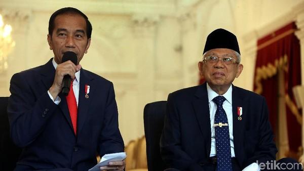 Akankah Jokowi Umumkan Reshuffle Kabinet Hari Ini?