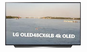 LG OLED48CX6LB 4k OLED