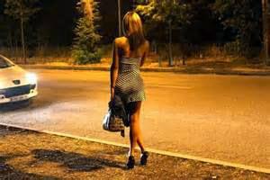 les publicains et les prostituées