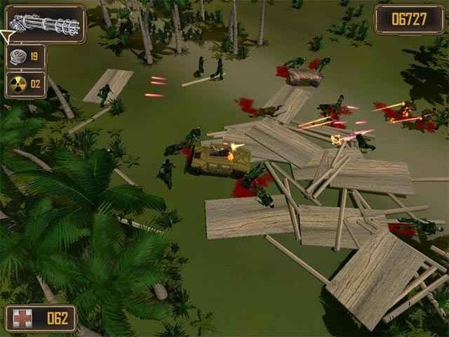 لعبة Combat Machines
