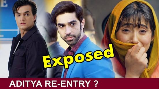Aditya's biggest Damaka on Separating Kartik and Naira in Yeh Rishta Kya Kehlata Hai