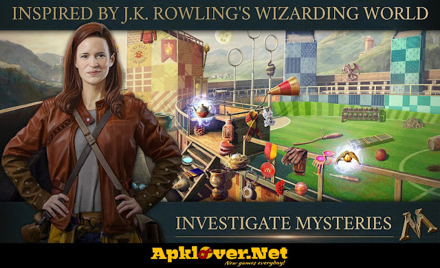 Fantastic Beasts: Cases MOD APK unlimited money