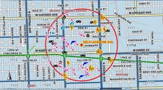 Crime in Chicago 2014: Man shot in Austin neighborhood