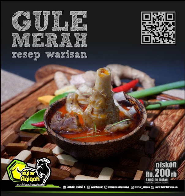 Rumah Aqiqah Surabaya Pacar Kembang 2019
