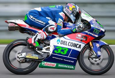 Hasil Lengkap Latihan Bebas 1 Moto3 Brno, Ceko 2016