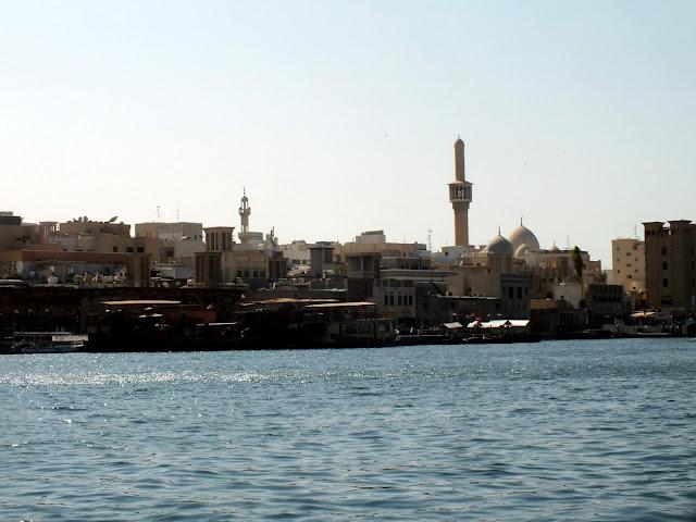 visitar la zona antigua de Dubai