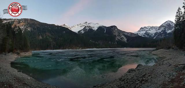 Lago di Tovel, Dolomitas, Italia