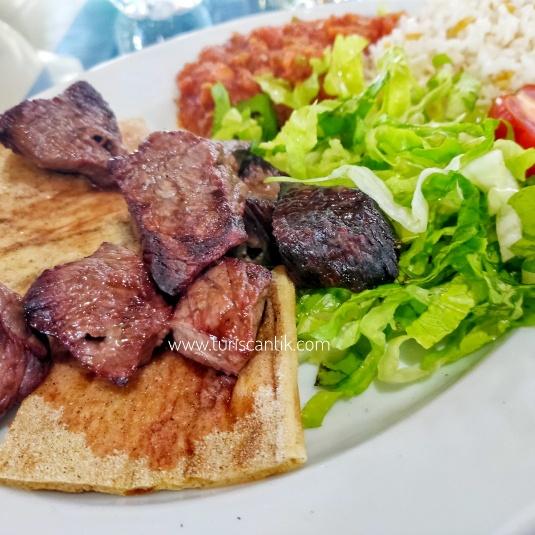 Kebab kuliner khas turki